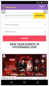 New Year Eve Party 2018 screenshot 1