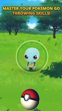 Pokeball Coach for Pokemon GO poster