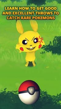 Pokeball Coach for Pokemon GO apk screenshot