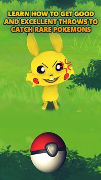 Pokeball Coach for Pokemon GO screenshot 2