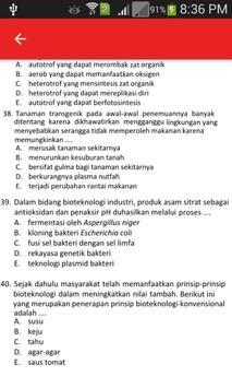Soal UN Biologi SMA dan Pembahasan screenshot 2