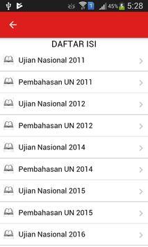 Soal UN B. Indonesia SMA dan Pembahasan poster