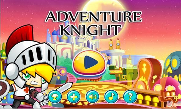 Adventure Knight poster
