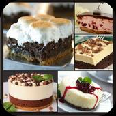 Recipes of Desserts 100+ icon