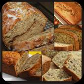 Recipes Banana Bread 100+ icon