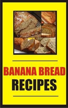Recipes Banana Bread 100+ poster