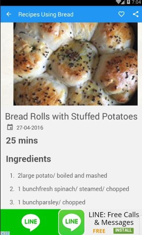 Recipes using bread 100 descarga apk gratis estilo de vida recipes using bread 100 captura de pantalla de la apk forumfinder Choice Image