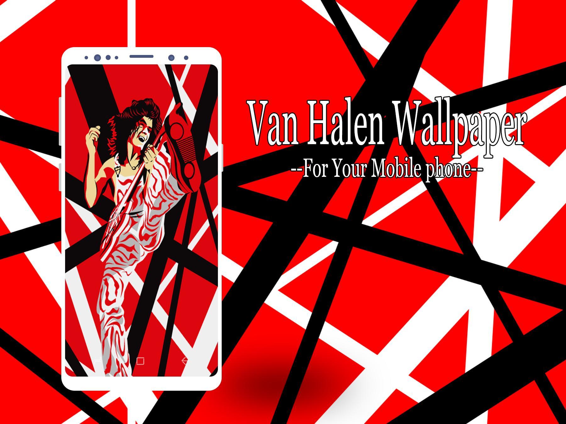 Van Halen Wallpaper For Android Apk Download