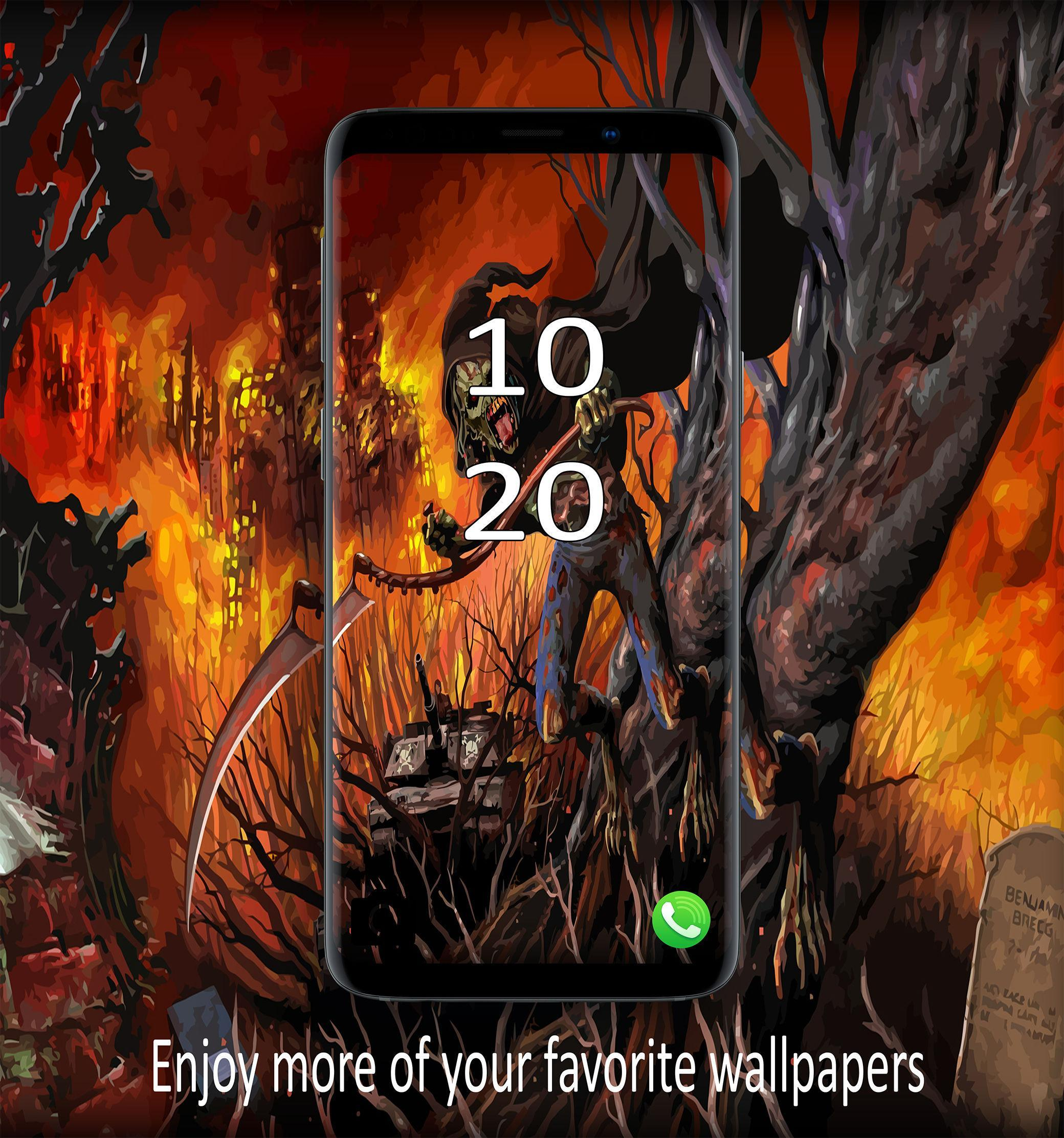 Best Iron Maiden Wallpapers Hd For Android Apk Download