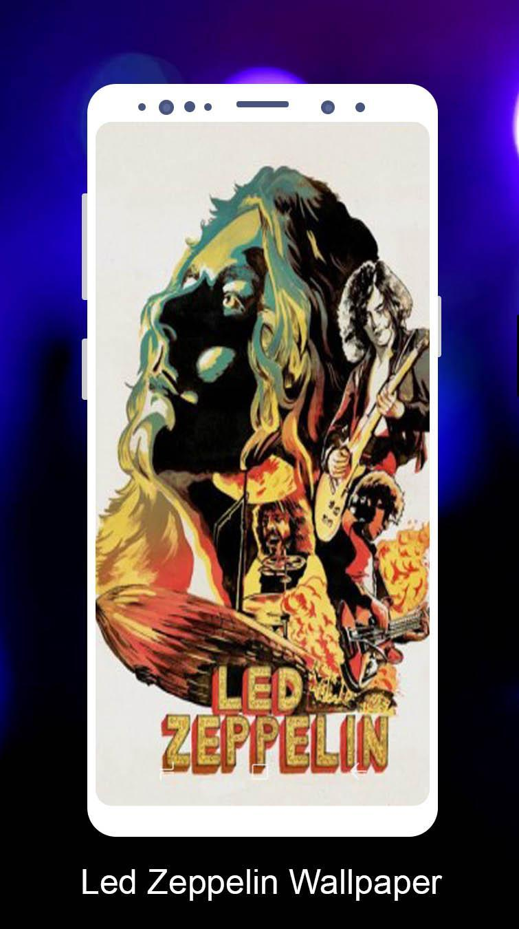 Led Zeppelin Wallpaper For Android Apk Download