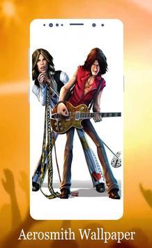 Aerosmith Wallpaper HD Screenshot 2