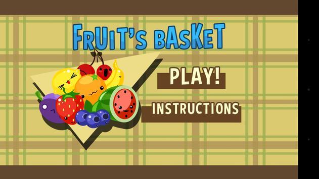 Fruit's Basket poster