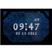 Ice Clock Live Wallpaper icon