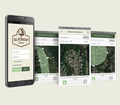 Relationship Farm For Real Estate apk screenshot