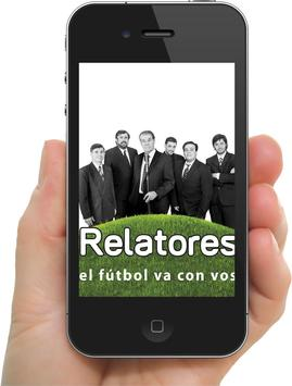 RELATORES poster
