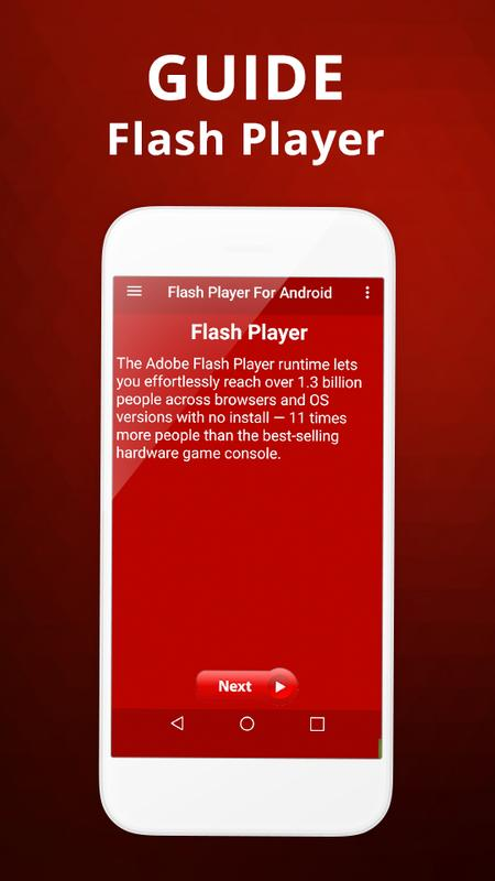 adobe flash player latest version for android