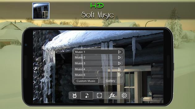 Mountain cabin-melting icicles screenshot 2