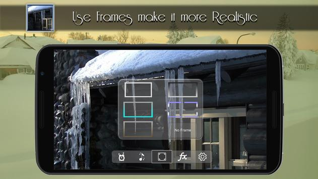 Mountain cabin-melting icicles screenshot 4