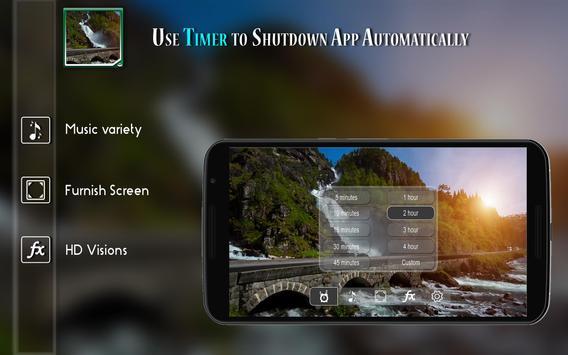 Latefoss Twin Waterfall apk screenshot