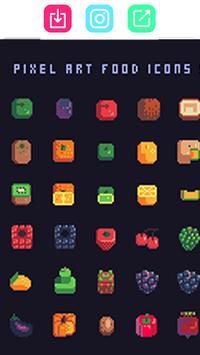 Cartoon Coloring Number - Pixel Art screenshot 1