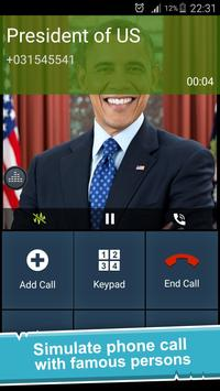 All-In-One Prank Call Chat SMS screenshot 3