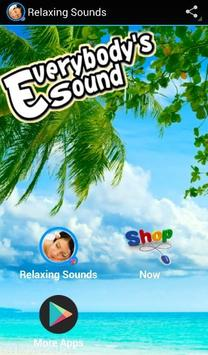 Relaxing Sounds poster