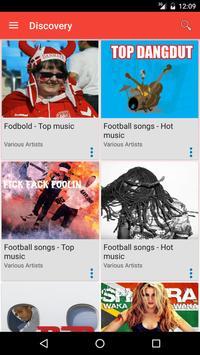 Top Football Songs apk screenshot