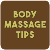 Tips for Body Massage icon