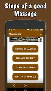 Tips for Body Massage screenshot 1