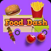 Food Dash Truck icon