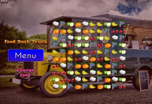 Food Dash Truck apk screenshot