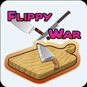 Flippy War Knife icon