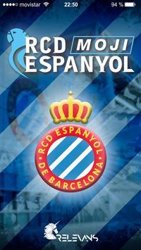 RCD Espanyol Emoji poster