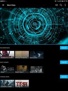 Muvi Onyx screenshot 4