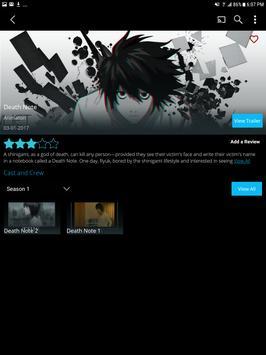 Muvi Onyx screenshot 5