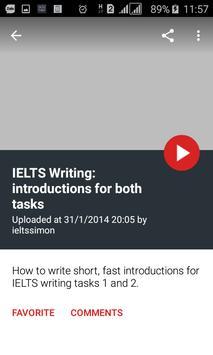 IELTS SIMON VIDEOS screenshot 3