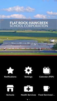 Flat Rock-Hawcreek School Corp poster