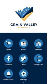 Grain Valley Schools poster