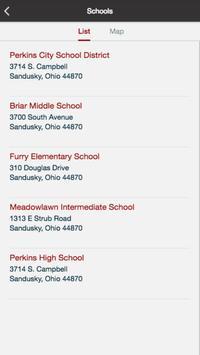 Perkins Local School District screenshot 1