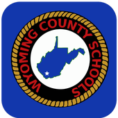 Wyoming County School District icon
