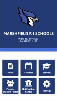 Marshfield School District poster