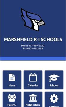 Marshfield School District apk screenshot
