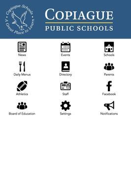 Copiague Public Schools apk screenshot