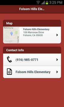 Folsom Cordova Unified Schools apk screenshot