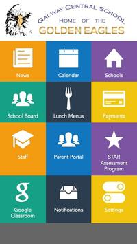 Galway Central Schools poster