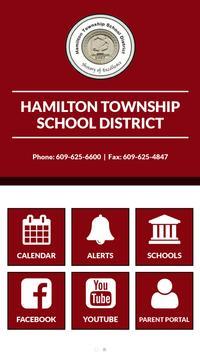Hamilton Twp School District poster