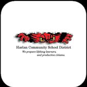 Harlan Comm School District icon