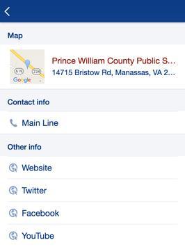 3 Schermata Prince William County Schools