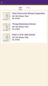 Paoli Community School Corp apk screenshot