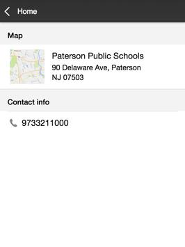 Paterson Public Schools screenshot 3